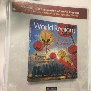 World Regions textbook